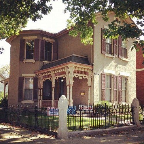 St  Anne s Hill  Dayton  Ohio   Victorian HomesOhio. 281 best Dayton  Ohio images on Pinterest   Dayton ohio  Cash