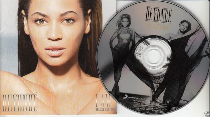 BEYONCE I Am... Sasha Fierce (CD 2009) Deluxe Edition 18 Tracks FREE SHIPPING #ContemporaryRB