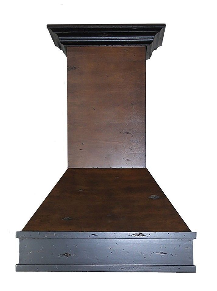 Wood Chimney Hoods ~ Ideas about wood range hoods on pinterest