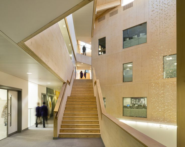 RIBA London Award 2015 William Perkin Church Of England High School By Feilden Clegg Bradley