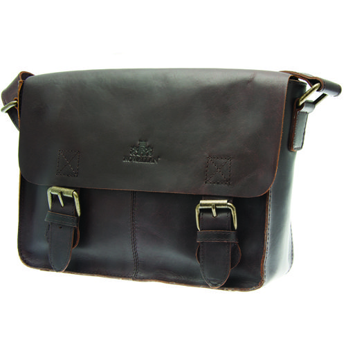 Rowallan medium leather Ssatchel