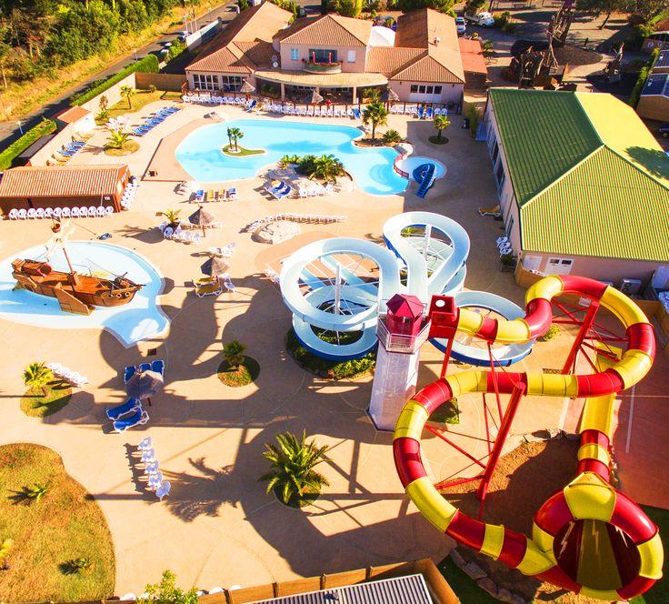Les 25 meilleures id es concernant camping avec piscine for Camping noirmoutier avec piscine toboggan