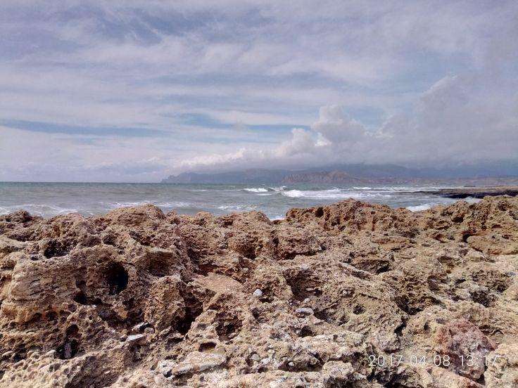 пляж Меганом  Крым Россия