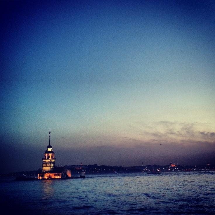 Kız Kulesi- #istanbul #uskudar