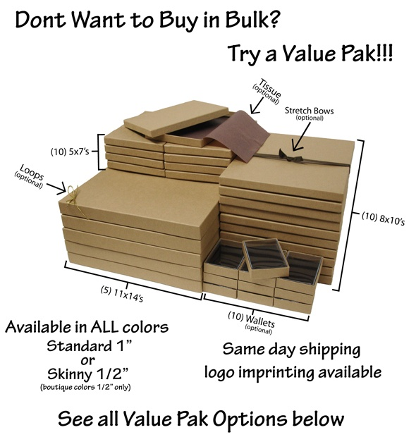 Value Packs instead of bulk packs for packaging from www.h-bphoto.com