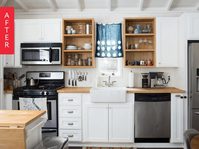 Before & After: A Dilapidated Kitchen Restored to Rental Heaven | Apartment Therapy