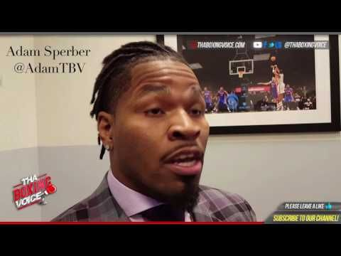 "Does Shawn Porter Think Andre Berto Tried to Duck? ""I Do"""