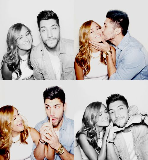 chachi and josh leyva relationship goals messages
