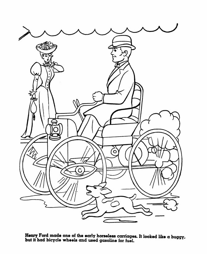 coloring pages for wright brothers - photo#22