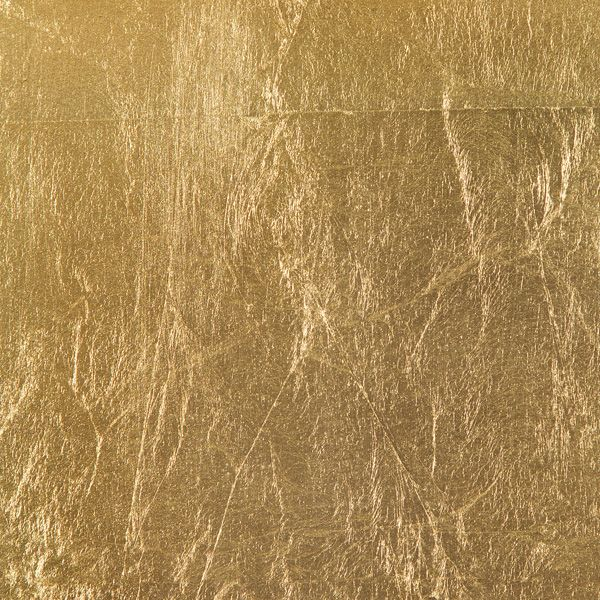 BRIGHT GOLD LEAF - IRON AND STEEL