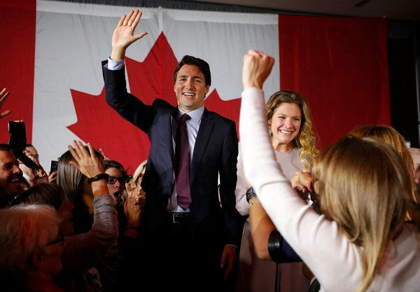 In Canada Stunning Rout by Justin Trudeau and the Liberal Party http://amapnow.com http://my.gear.host.com http://needava.com http://renekamstra.com