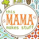 I like this blog...a mom who sews, runs, and does triathlons, what more can I ask for?