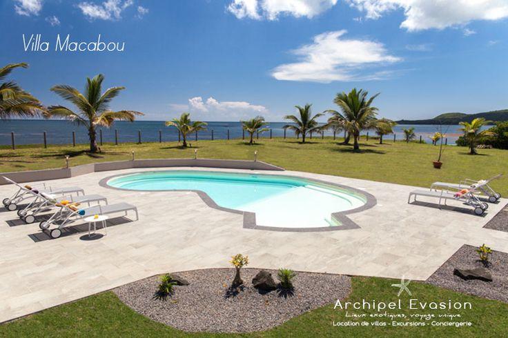 Villa Macabou à Le Vauclin, Martinique
