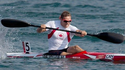 Great Britain wins gold, Canadian De Jonge places 7th in men's 200m canoe sprint
