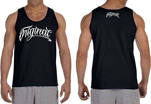 € 12.99  T shirt,Herren, Tank Top, Aufdruck, Ramirez Wear Original, ärmellos, mit Motiv,logo (XL, Schwarz)