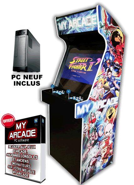 borne arcade paris 12