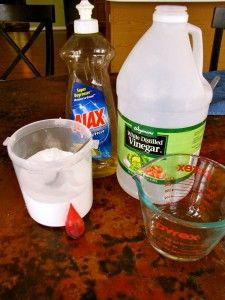 Easy Volcano Experiment | Creekside Learning