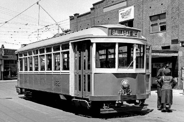 History of Footscray