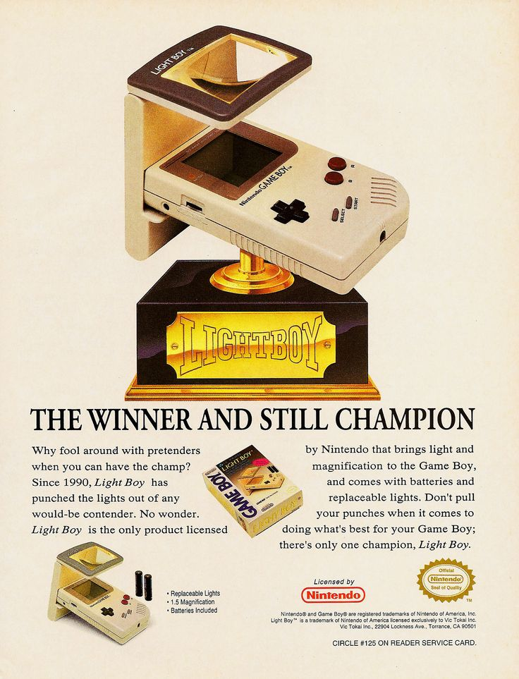 The Winner And Still Champion retrogaming ads nes (With
