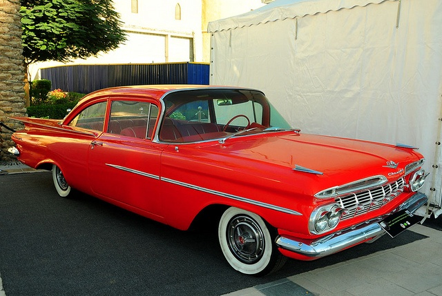 Classic Chevrolet Biscayne