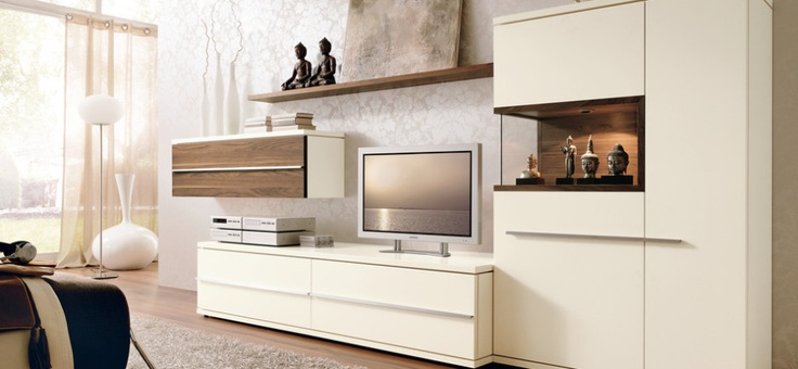 Various Pictures of Modern Living Rooms: Modern White Living Space ~ Living Room Inspiration