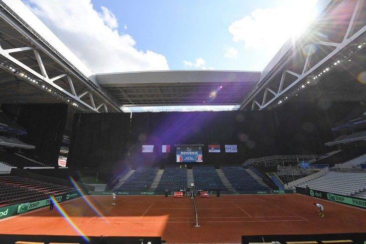 tennis coupe davis demi-finale lille 2017