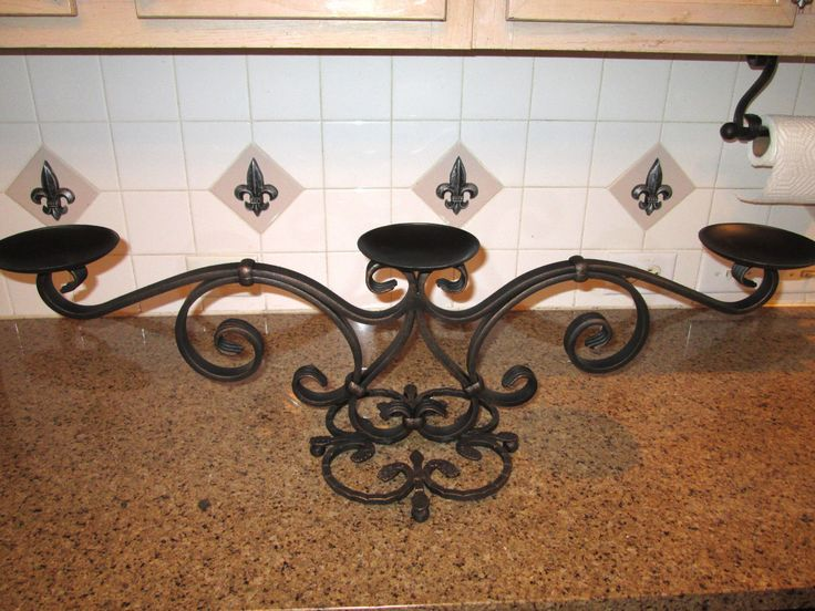 167 best custom iron work images on pinterest iron work for Best brand of paint for kitchen cabinets with wall art iron work
