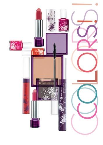 Yves Rocher's Luminelle Colors Makeup! #yvesrocher #makeup #beauty