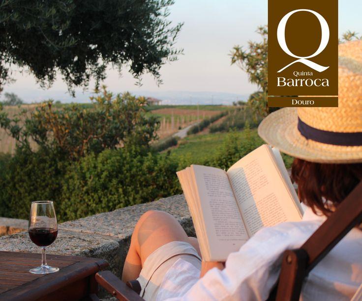 Momentos simples fazem toda a diferença.  #QuintadaBarroca #Douro #AgroTurismo #TurismoRural #TurismoDouro #DouroValley #PortWine #Vinho_do_Porto #WineMoments
