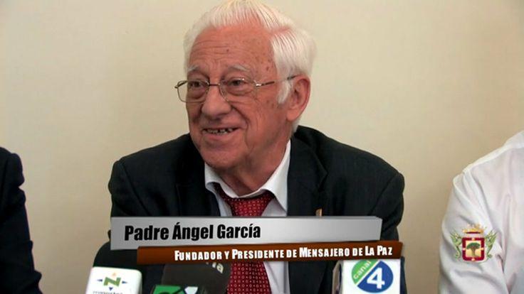Visita del Padre Angel al Nuevo Centro de Mensajeros de La Paz