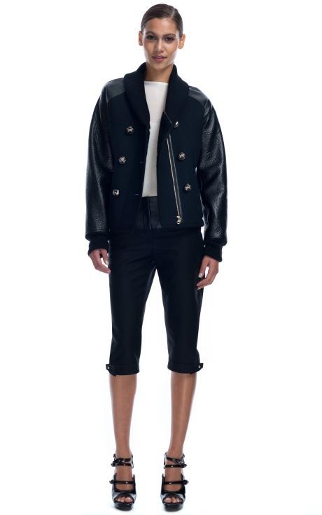 Loewe Look 3: Praise Fashion, Baseb Jackets, Baseball Jackets, Fall Looks, Fall 2012, So Fal 2012, Louise Fendi, Gucci Louise, Bad Girls
