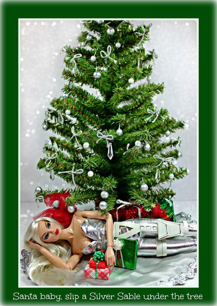 159 Best My MARVEL DOLLS Photography Images On Pinterest Marvel  - Christmas Tree For Me