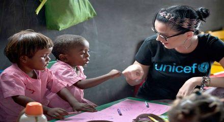 Bintang pop Katy Perry mengatakan bahwa ketika ia terpilih menjadi duta untuk badan anak-anak PBB telah membuatnya menyadari bahwa ada lebih...
