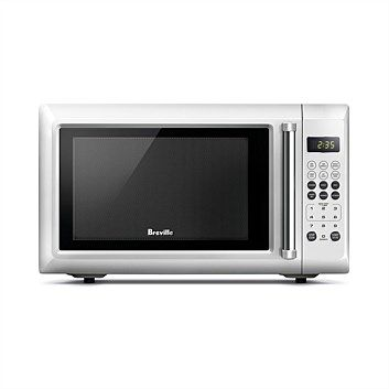 Briscoes - Breville the Easy As BMO125SIL Microwave