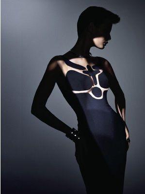 1996 - Sybilla dress by Terry Richardson Legendary Dress