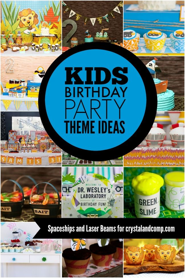 From airplane birthday parties to dinosaurs to superheroes to teacups, there are tons of ideas for celebrating kids' birthday parties. No matter what the theme is, a solid birthday party for kids i...