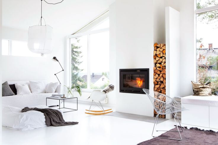 elisabeth heier's amazing and all-white home, scandinavian interior, via http://www.scandinavianlovesong.com/