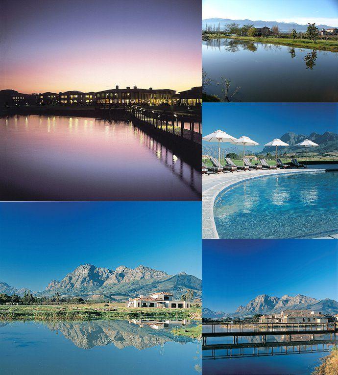 Sante Hotel, Resort and Spa � Paarl
