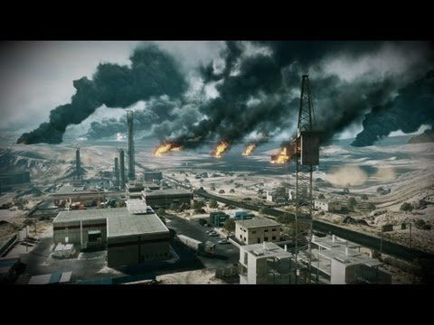Battlefield 3 - Multiplayer Gameplay Trailer - if you want to sell an FPS game, this is how you should advertise