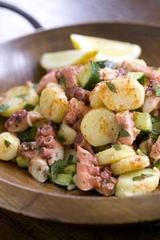 Octopus Salad recipe and ingredients