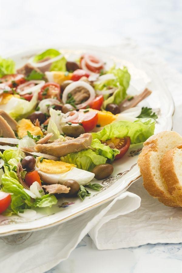 insalata nizzarda - nicoise salad - #asdomar