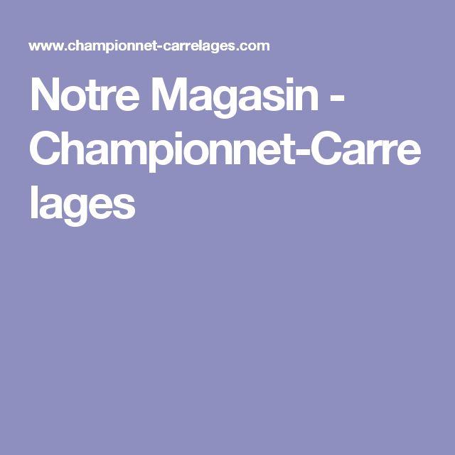 Mu00e1s de 1000 ideas sobre Championnet Carrelage en Pinterest : Mosaique ...