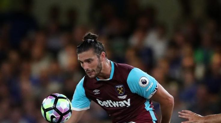 West Ham to investigate behaviour of Andy Carroll and Darren Randolph