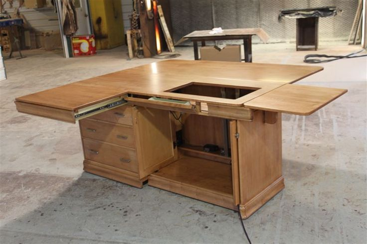 My Gristmill Sewing Cabinet in almost here!! posted by Quilter in MN