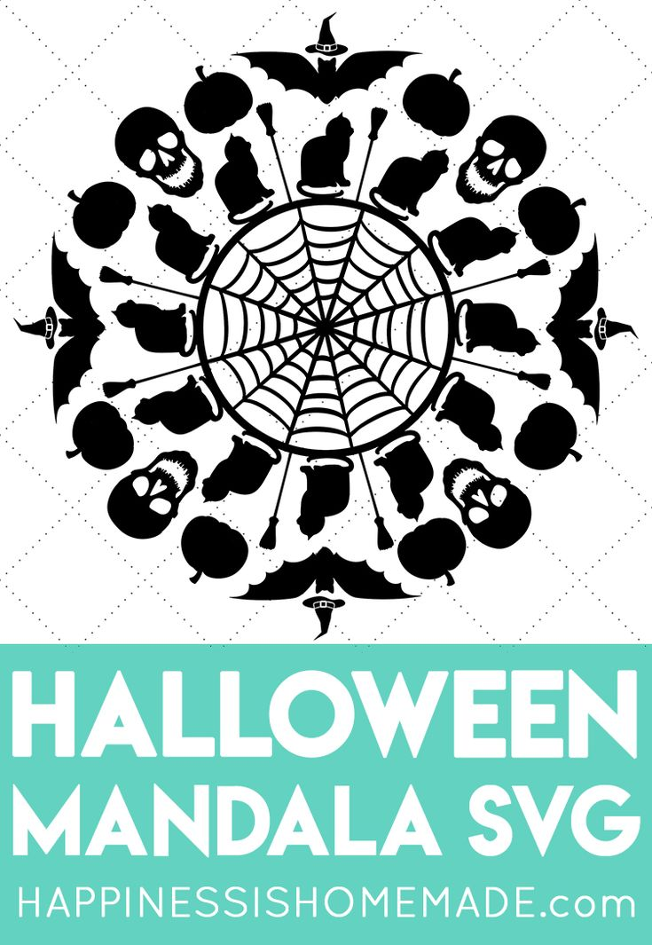 Halloween SVG Files + Trick or Treat Bag (With images