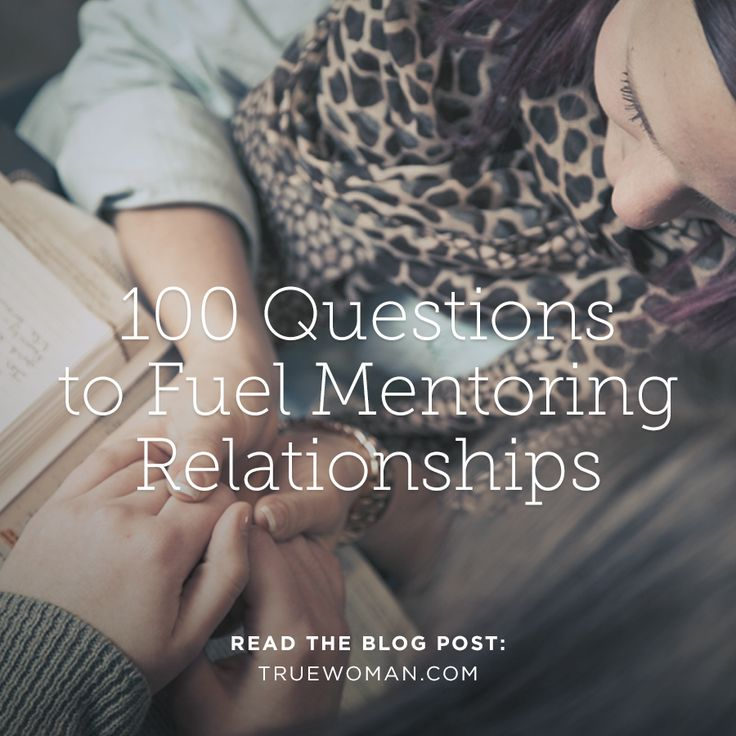 Scripture tells us we are to teach one another. To help you in this pursuit, here are 100 questions to help fuel Titus 2 mentoring relationships.