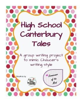 "canterbury tales literary analysis essay Using the essay topics for ""the canterbury tales one of the reasons why the canterbury tales has endured in the literary for an excellent analysis."
