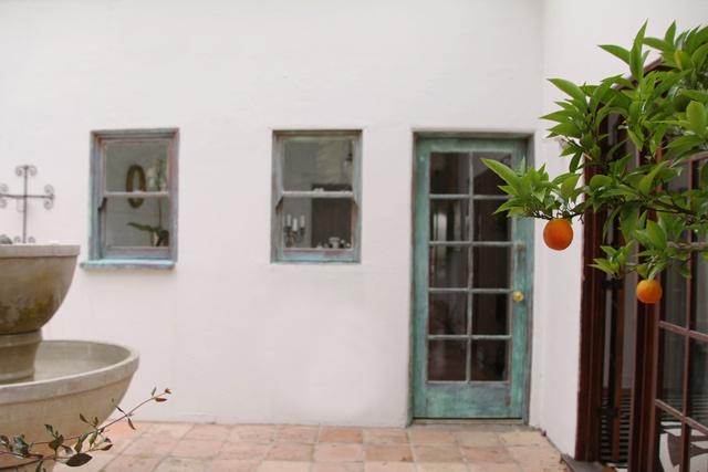 Sweet Thing: HEIDI MERRICK FOR GLITTER GUIDE: The Doors, At Home, Estilista Heidi, Outdoor Living, Heidi Merrick, Rustic Doors, Glitter Guide, Outdoor Spaces, Heidimerrick 62