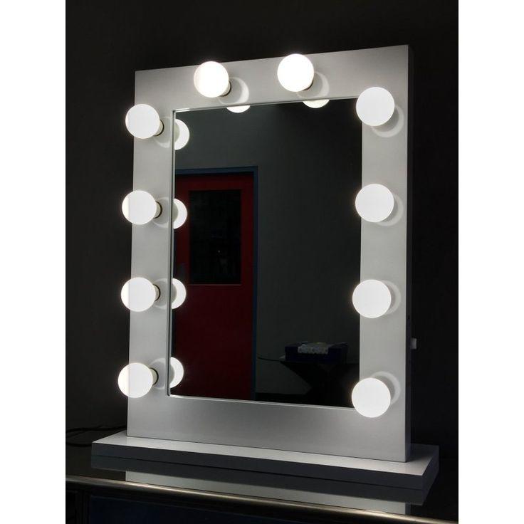 espejo de maquillaje de hollywood espejo con luces led espejos buy mirror
