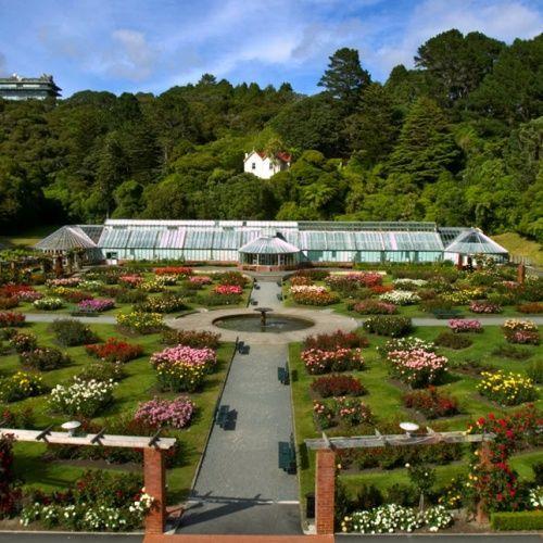 Wellington Botanic Garden > WellingtonNZ